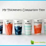 What are the best healthy thickeners?
