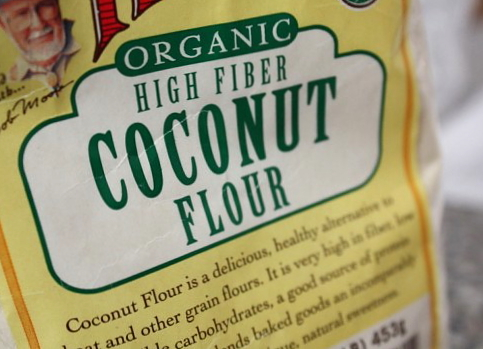 Coconut-flour-high-fiber