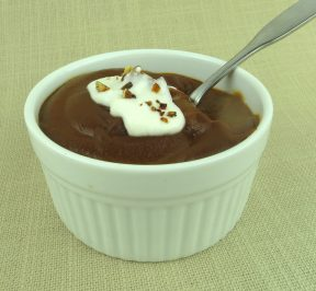 Instant Hot-Fudge-Pudding