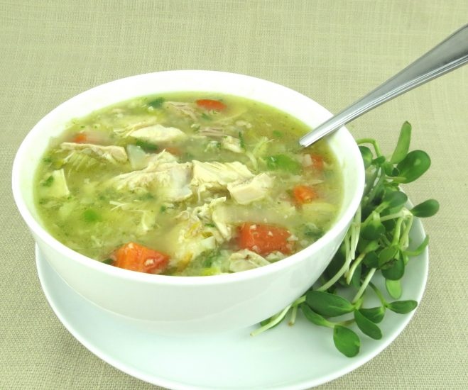 chicken-rice-soup