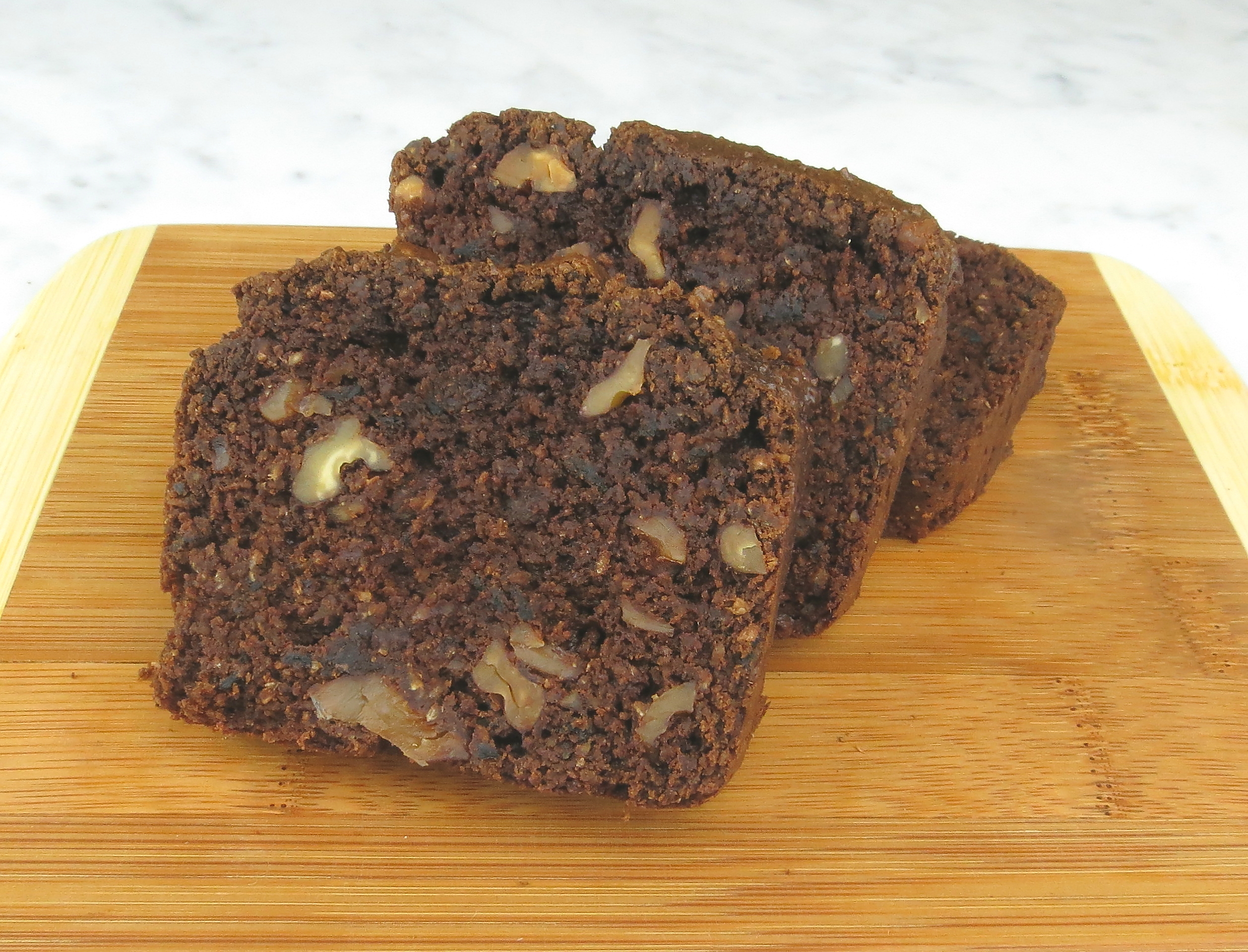 Paleo Chocolate Pumpkin Bread
