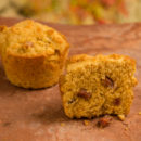 Paleo No-Corn Muffins with Bacon
