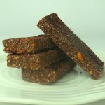 Chocolate Chia Energy Bars