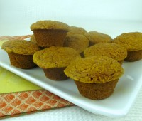 Paleo Sweet Potato Mini-Muffins