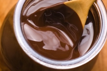 Instant-chocolate-sauce