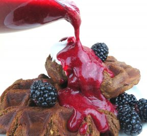 Easy-Blackberry-Sauce