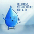 Do You Drink Enough Water? How to Absorb it